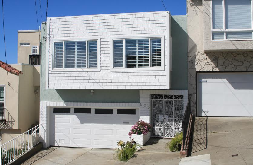 SOLD – 625 Detroit Street, San Francisco CA 94131