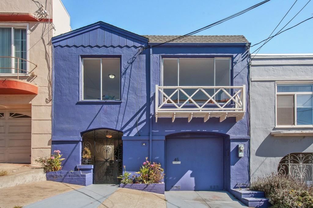 45 Arnold Ave., San Francisco CA 94110