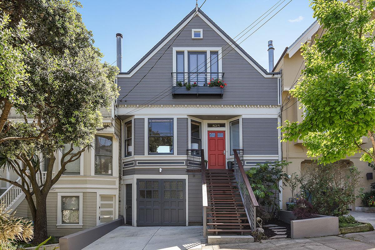 SOLD – 825 Alvarado Street, San Francisco CA 94114
