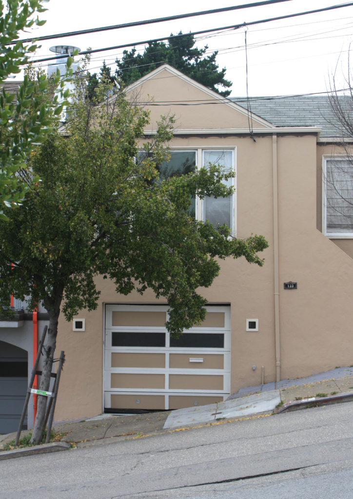 SOLD - 133 Baden Street San Francisco 94131