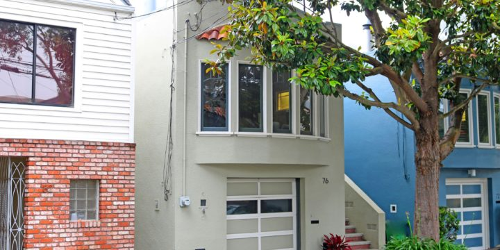 SOLD – 76 Lippard Avenue, San Francisco 94131