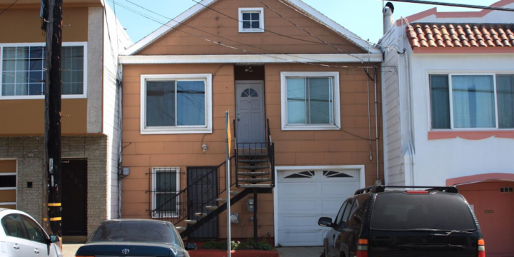 SOLD 1518 Van Dyke Ave San Francisco, CA 94124