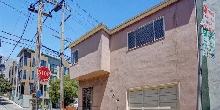 SOLD – 360 Steiner St, San Francisco, CA  94117